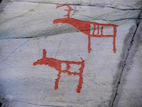 Photo: Alta - rysunki i ryty naskalne sprzed 6,2 tys. lat