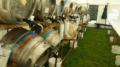 Wicken Beer Festival 2015 Photos
