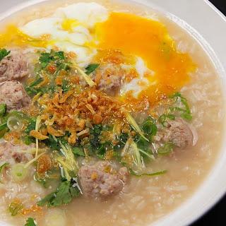 Thai Chicken Rice Soup Recipes.