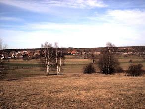 Photo: 2003 - Blick vom Heidberg auf Emmerstedt