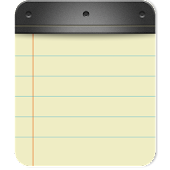 InkPad Notepad Notes