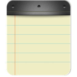 Notepad & To Do List