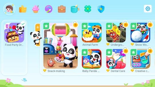 Baby Panda World MOD (Unlimited Money) 6