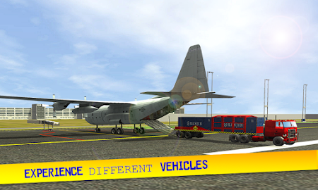 Cargo Plane City Airport 1.0 screenshot 69656