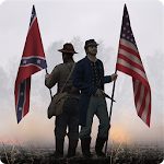 War and Peace: Civil War Icon