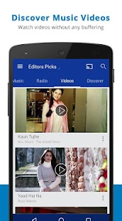 Hungama Music - Songs & Videos- screenshot thumbnail