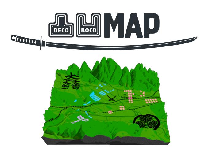 Rinkak 3D Deco Boco Battle Map
