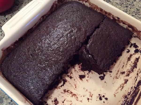 Iris's Chocolate Wacky Cake Recipe
