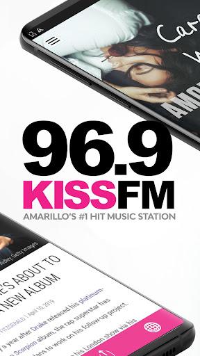 96.9 KISS FM - Amarillo's Hit Music Station (KXSS) ss2