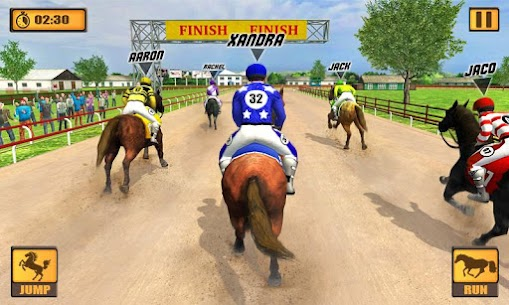 Horse Riding Rival: Multiplayer Derby Racing 5