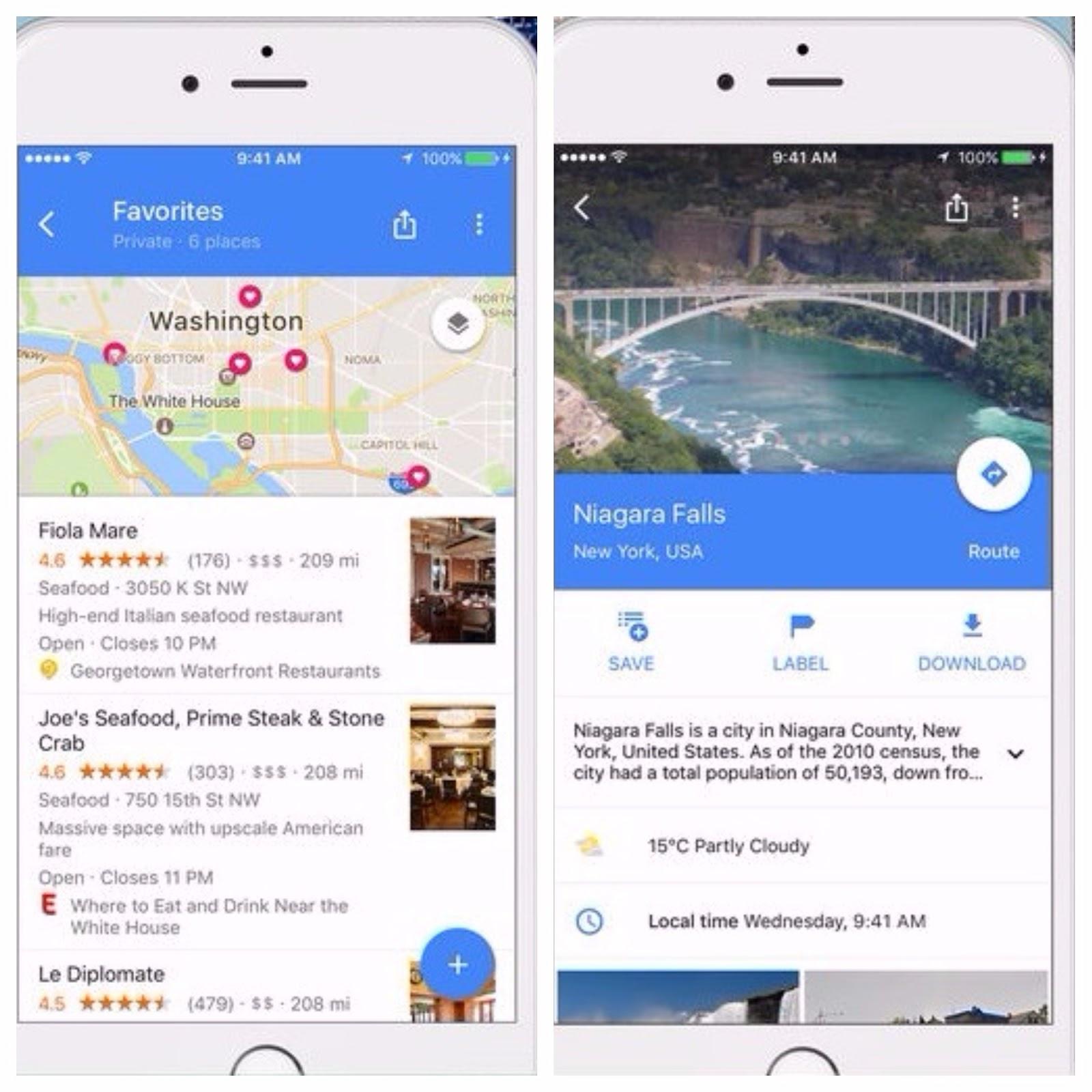 Dicas de viagem para não passar apuros - Use o Google Maps offline