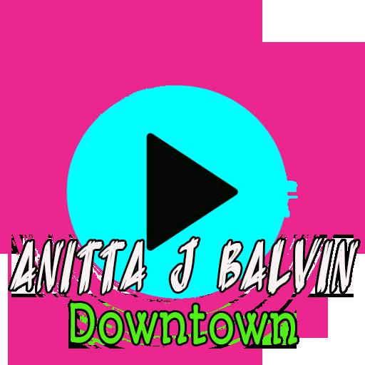 ✿✿ Anitta J Balvin Downtown Letras ✿✿
