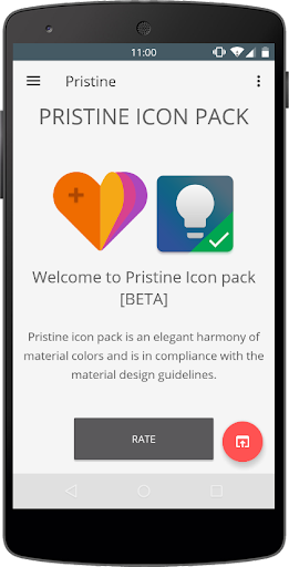 Pristine - Icon Pack [BETA]