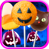 Cake Pops Halloween Kids FREE