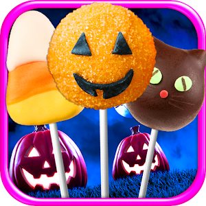 Cake Pops Halloween Kids FREE for PC and MAC
