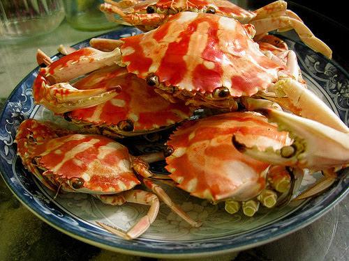 chinese drunken crab