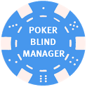 Poker Blind Manager Free icon
