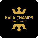 HalaChamps - Teams for Halaplay, Dream11 icon