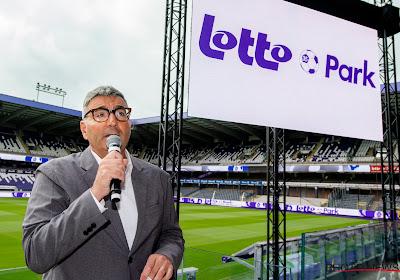 David Steegen n'est plus le porte-parole d'Anderlecht, Jan Gatz lui succède
