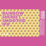 Oakshire Rainbow Sherbet Smoothie IPA