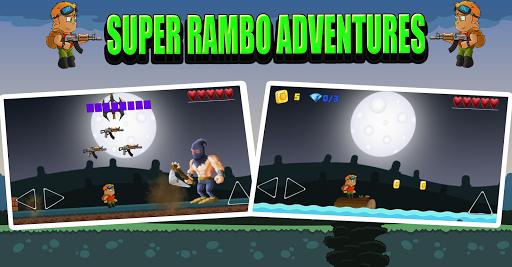 Super Rambo Adventures apkmind screenshots 5