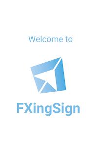 FxingSign - náhled