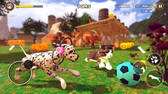 Virtual Puppy Simulator MOD (Unlimited Money) 2