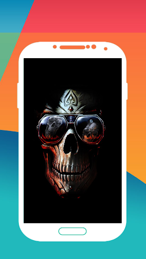 ... Skull and skeleton Wallpaper HD ...
