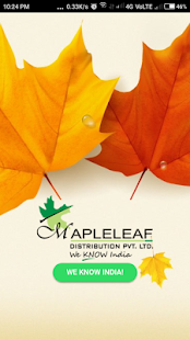 Mapleleaf Distribution - náhled
