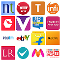 All in one Shopping Site icon