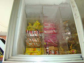 Photo: Freezer ready to attack