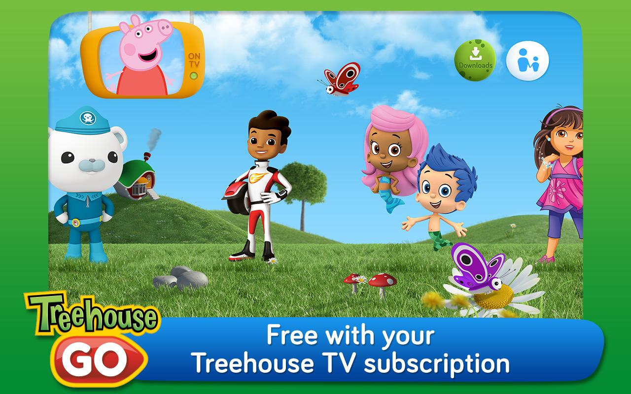TreehouseGO- screenshot