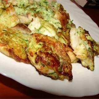 Easy Fried Tilapia in Zucchini Batter
