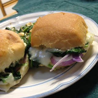 Spinach Sandwich Recipes.