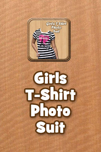 Girls T-Shirt Photo Suit