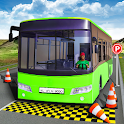 Uphill Bus Game Simulator 2019 icon