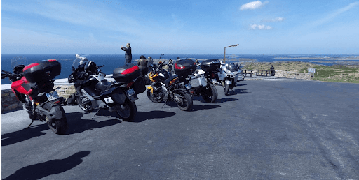 Irlande à moto