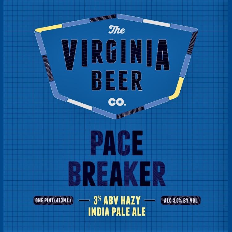 Logo of Virginia Beer Co. Pace Breaker