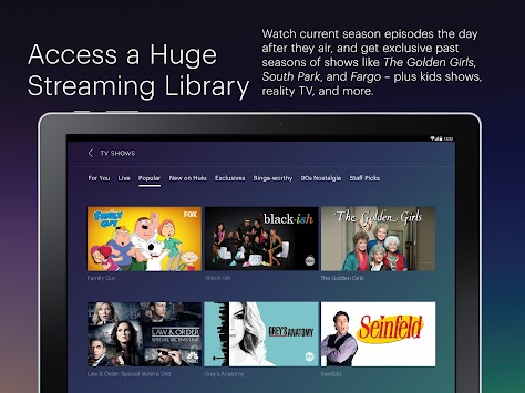 Hulu: Watch TV Ja Stream Filmid APK screenshot thumbnail 12