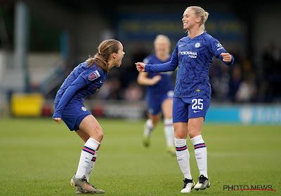 🎥 Wat een doelpunt van Guro Reiten voor Chelsea!