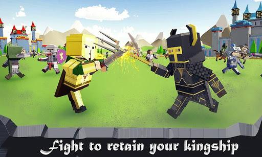 Epic Battle Ground Warriors Tactical War Simulator 1.3 screenshots 2