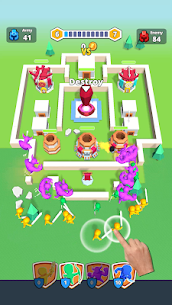 Tiny Clash Mod Apk (Unlimited Money + No Ads) 6