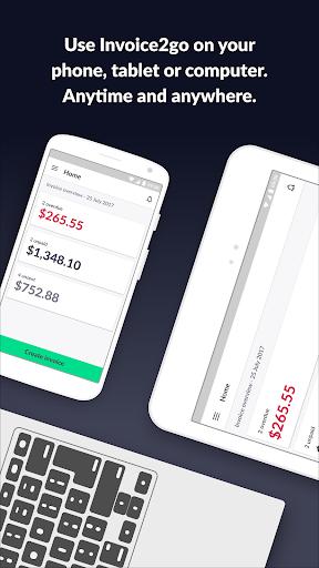 Invoice 2go u2014 Professional Invoices and Estimates 10.29.4 screenshots 5