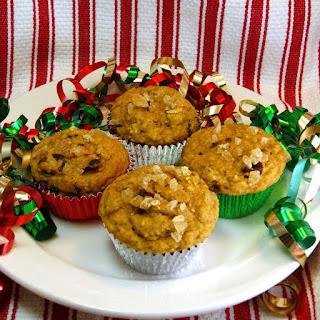 Guilt-Free Pumpkin Ginger Muffins