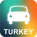Turkey GPS Navigation icon
