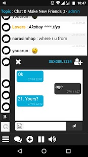 ChatAdda – Strangers Chat Room- screenshot thumbnail