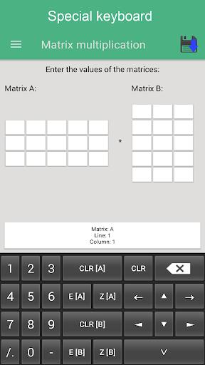 Matrix operations ss3