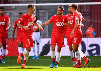 De selectie van Standard voor de wedstrijd met Waasland-Beveren: nog een extra afwezige