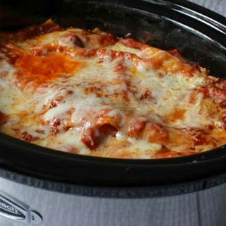 Crock-Pot Lasagna