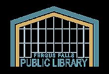 Fergus Falls Public Library logo